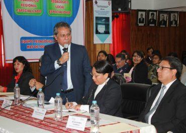 DIRECCIÓN REGIONAL DE EDUCACIÓN CUSCO  Y EL MINISTERIO DE EDUCACIÓN LANZARON COMPROMISO NACIONAL POR LOS APRENDIZAJES