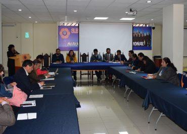 Se Instaló la Primera Mesa Técnica Intergubernamental para el Diálogo sobre la Escritura Quechua en la Región Cusco.