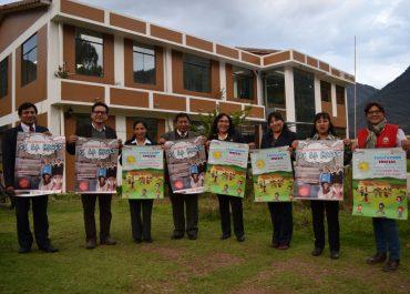 Con total éxito se desarrolla, actividad de promoción y difusión en las 14 UGEL, dentro del Programa Presupuestal 0091 Acceso en la Región Cusco.