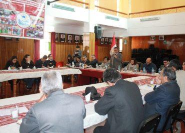 Se instalará mesa técnica intergubernamental para debate sobre la escritura Quechua en la Región Cusco.