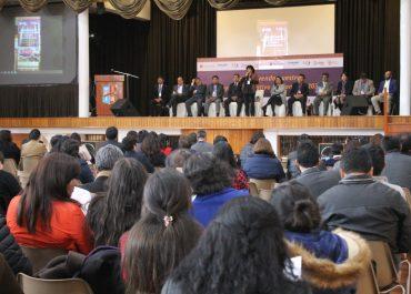 """""""Primer Seminario de Gestión Educativa Descentralizada Rumbo al 2036"""""""