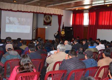 """La Dirección Regional de Educación Cusco en Coordinación con el Minedu lanzarón Las """"Olimpiadas De Habilidades Tecnológicas 2019"""""""